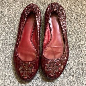 100% Authentic Tory Burch flats